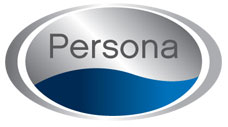 Persona image linking to the Persona homepage